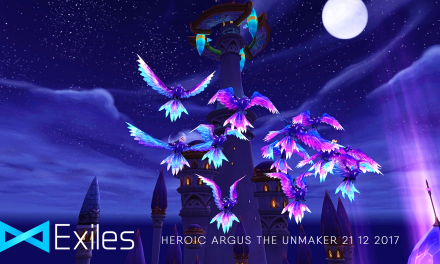 Argus The Unmaker Heroic: Down