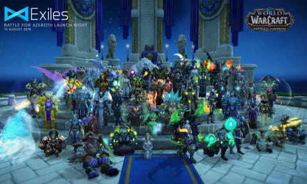 Launch Night Screenshot