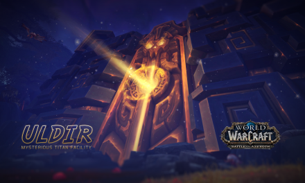 Mythic Uldir Opens Today