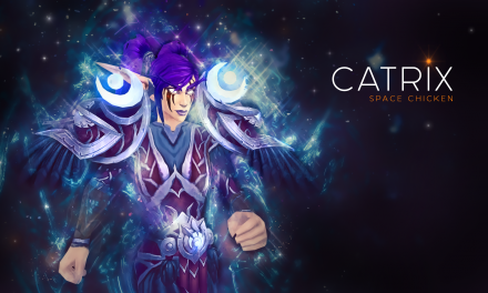 Featured Guildie: Catrix