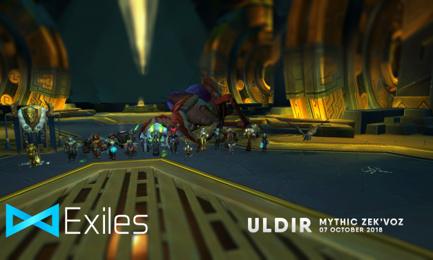 Mythic Zekvoz – We Remembered to Screenshot!
