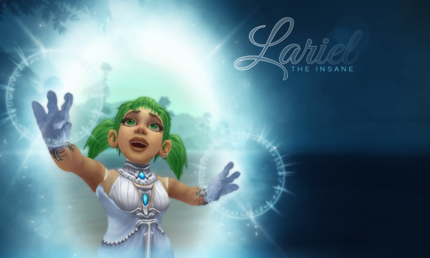 Featured Guildie Lariel