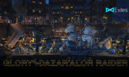 Glory of the Dazar'Alor Raider – Exiles