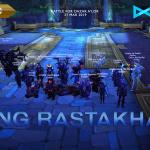 Mythic King Rastakhan