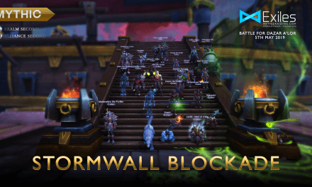 Mythic Stormwall Blockade