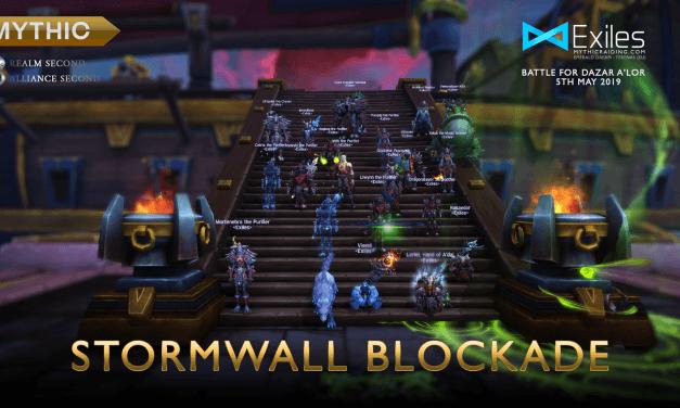 Mythic Stormwall Blockade