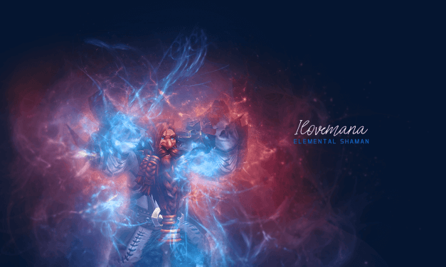 Featured Guildie Ilovemana