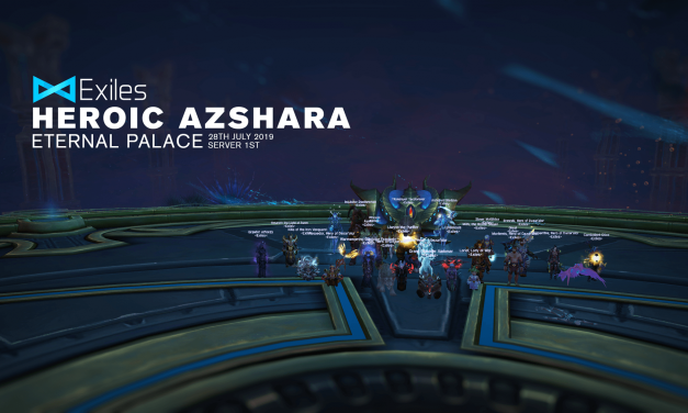 Heroic Azshara – Realm First