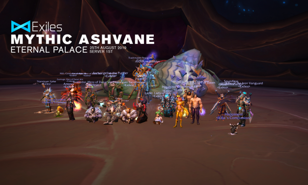 Mythic Lady Ashvane