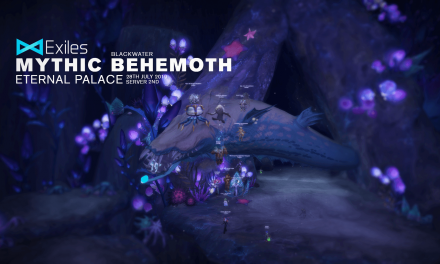 Mythic Blackwater Behemoth
