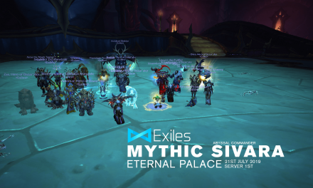 Mythic Abyssal Commander Sivara – Realm First