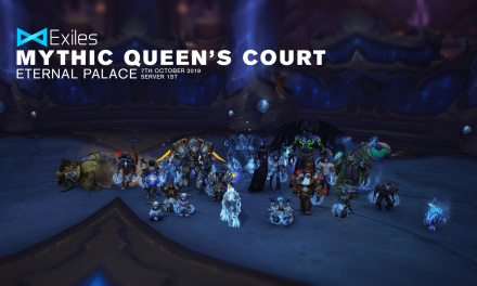 Mythic Queens Court – Realm First