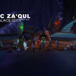 Mythic Za'Qul – Realm First