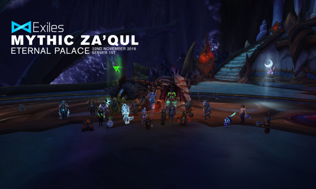 Mythic Za'Qul – Realm First
