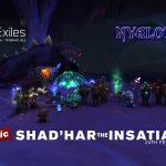 Mythic Nyalotha Shadhar the Insatiable