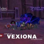 Mythic Nyalotha Vexiona Realm First