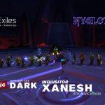 Mythic Nyalotha Dark Inquisitor Xanesh Realm First