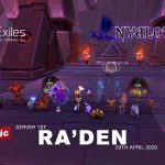 Mythic Raden Realm First – Exiles