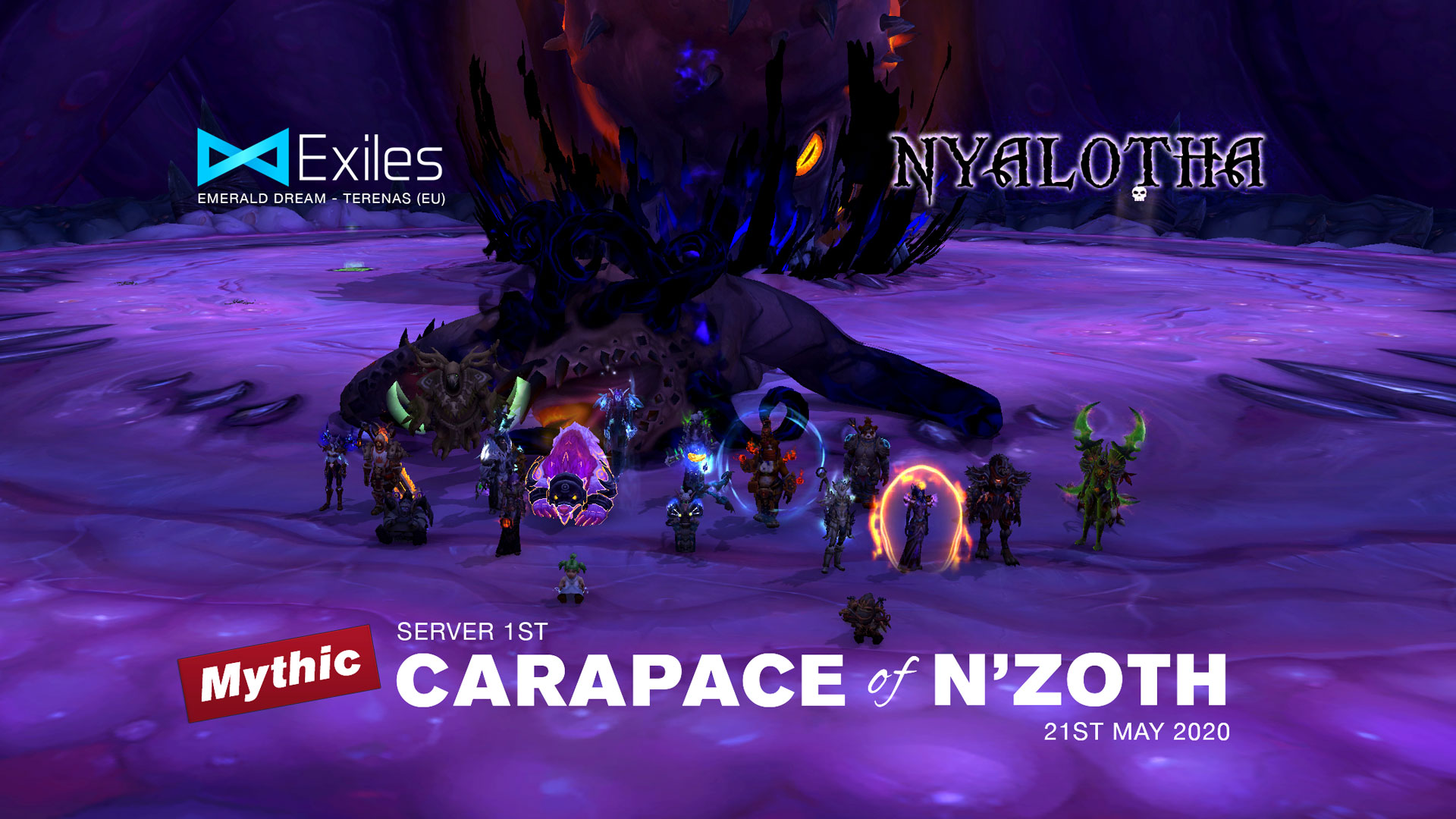 mythic carapace
