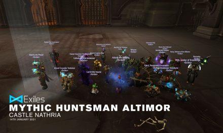 Mythic Huntsman Altimor