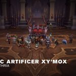 Mythic Artificer Xymox