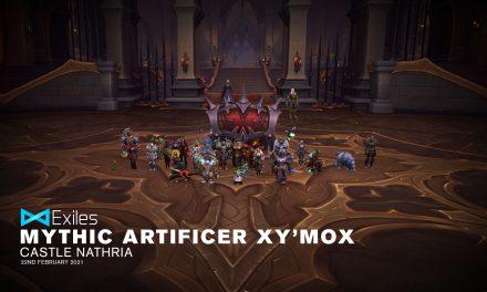 Mythic Artificer Xymox