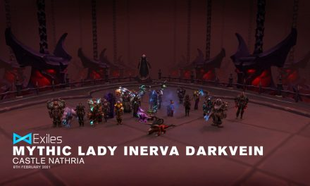 Mythic Lady Inerva Darkvein