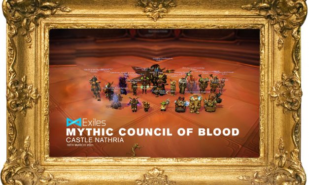 Mythic Council of Blood