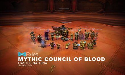 Mythic Council of Blood – Video by Vadomar