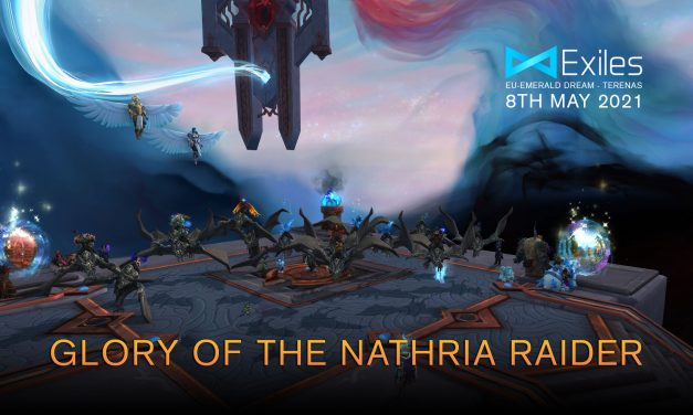 Glory of the Nathria Raider