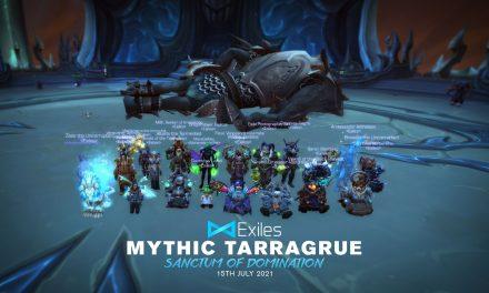 Mythic Tarragrue – Sanctum of Domination