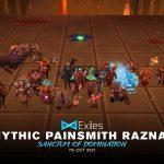 Painsmith Raznal Mythic – Holy Paladin PoV