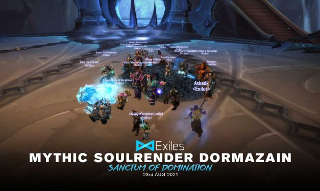 Soulrender Dormazain Mythic